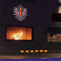 Free online flash games - Fun Thanksgiving Party House Escape