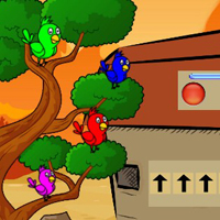 Free online html5 escape games - G2J Pekin Duck Escape From Cage