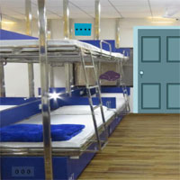 Free online flash games - GFG Labourers Dormitory Escape
