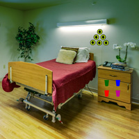 Free online flash games - Nursing Home Care Escape