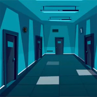 Free online flash games - Empty Corridor Escape