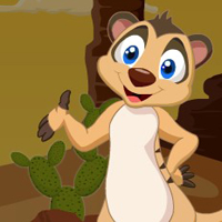 Free online flash games - Desert Mongoose Escape