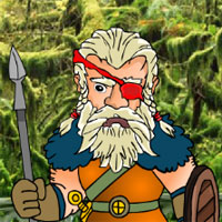 Free online flash games - G2J Master Warrior Rescue