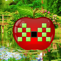 Free online flash games - Apple Garden Escape