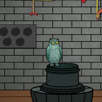 Free online flash games - G2J Black Magic Room Escape