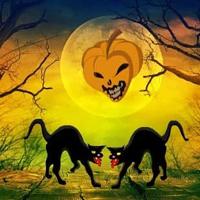 Free online html5 escape games - Halloween Nightmare Land Escape HTML5