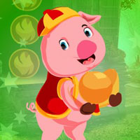 Free online flash games - G4K Winner Pig Escape