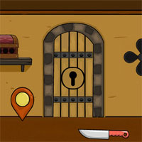 Free online flash games - G2J Man Escape From House Arrest