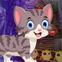 Free online flash games - G4k Find Alley Cat