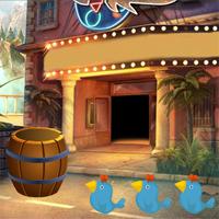 Free online flash games - Games4King Lamb Escape