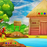 Free online flash games - Top10 Rescue The Eagle