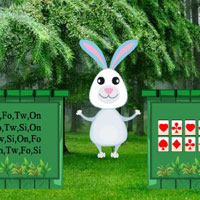 Free online flash games - Find The Bunny carrot