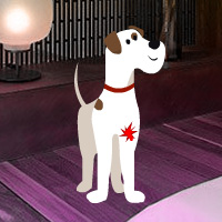 Free online flash games - Help the Bleeding Dog
