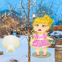 Free online flash games - Missing Baby In Christmas Street