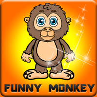 Free online flash games - Games2Jolly - Funny Monkey Escape