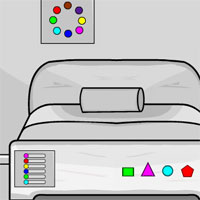 Free online flash games - Black And White Condominium House Escape