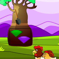 Free online html5 escape games - G2M Hen Family Rescue Series 2