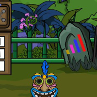 Free online flash games - G2J Arctic Wolf Escape
