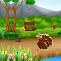 Free online flash games - Top10 Rescue The Crocodile
