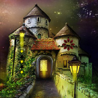 Free online flash games - Games2rule Fantasy Forest Abode Escape