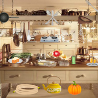 Free online flash games - Hog Classic Kitchen Hidden Objects