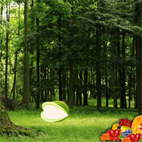 Free online flash games - Nature Fruit Forest Escape