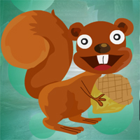 Free online flash games - Games4king Joyous Squirrel Escape