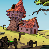 Free online flash games - G4E Thanksgiving Party House Escape