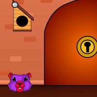 Free online html5 escape games - The Pig Warrior Escape