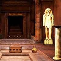 Free online flash games - Mirchi Egyptian escape 5