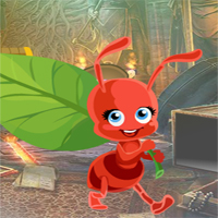 Free online flash games - G4K Leaf Ant Escape