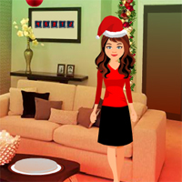 Free online flash games - Wow Way to Christmas Night