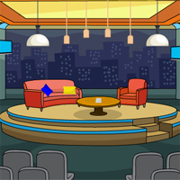 Free online flash games - Games4Escape Tv Station Escape
