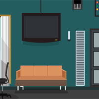 Free online flash games - G4E Reception Hall Escape