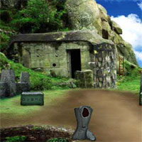 Free online flash games -  Mirchi Big fort Escape 5