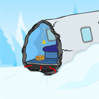 Free online flash games - Arctic Danger Escape