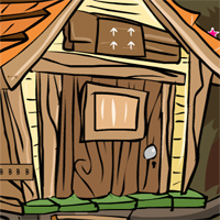 Free online flash games - Indigent Rescue from Tree House