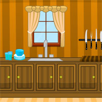 Free online flash games - SD Locked In Escape Kitchen