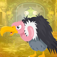 Free online flash games -  G4K Vexed Ostrich Escape