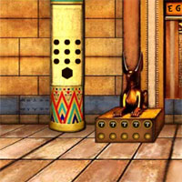 Free online flash games - Mirchi Egyptian Escape 11