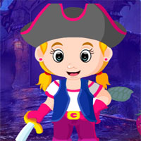 Free online flash games - G4k Clash Girl Escape