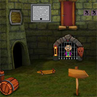 Free online flash games - G2J Dwarf Man Rescue