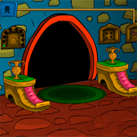 Free online flash games - Decorative Christmas Room Escape