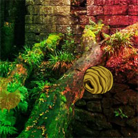 Free online flash games - Easter Ruins Forest Escape