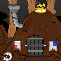 Free online flash games - G2J Old Magic Man Rescue