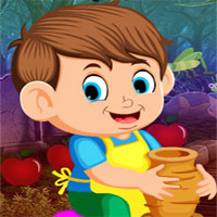 Free online flash games - G4k Pottery Boy Rescue