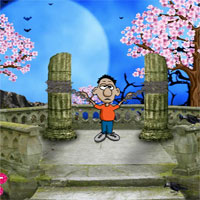 Free online flash games - G2J Frisky Boy Rescue