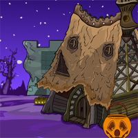 Free online flash games - Games2Jolly Kid Escape From Alien Demon