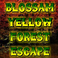 Free online flash games - Blossam Yellow Forest Escape