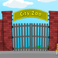 Free online flash games - SD City Zoo Escape